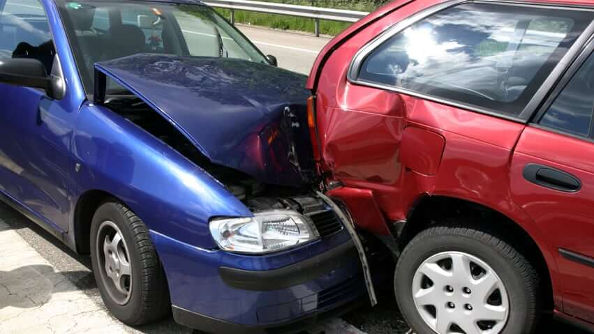 Auto Collision Injury