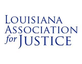 Louisiana Association for Justice Logo