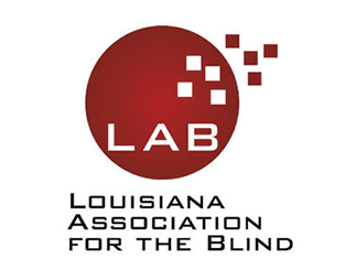 Louisiana Association For The Blind Logo