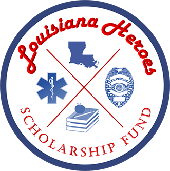 Louisiana Heroes Scholarship Fund Logo